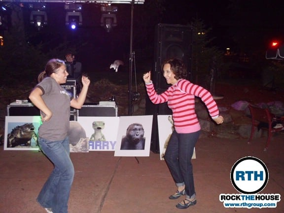 Birthday DJs and Cleveland Metroparks Zoo Host Party Rock The
