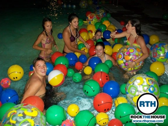 Food Ideas For Swimming Party