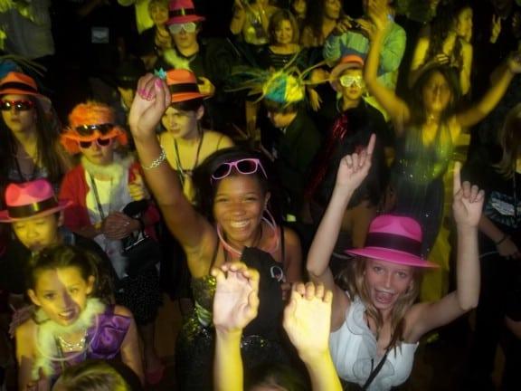 bar mitzvah dance party with columbus dj