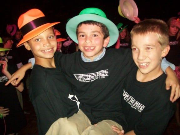 custom shirts and novelties at bar mitzvah