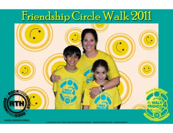 friendship circle walk fundraiser cleveland