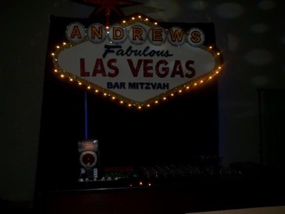 las vegas themed bar mitzvah osu union