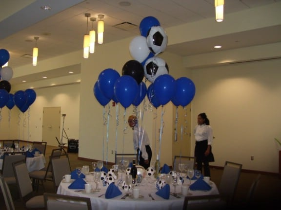 soccer themed bar mitzvah