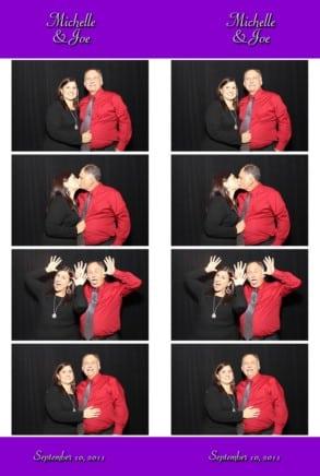 wedding djs rent photo booth