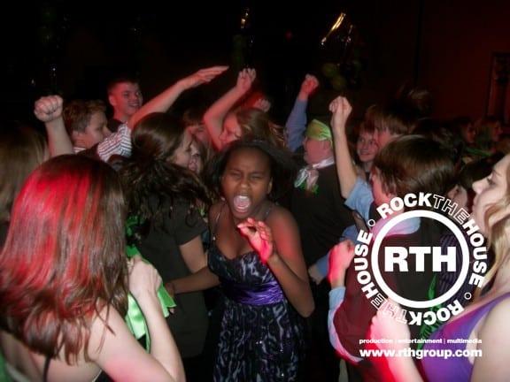 gobo dancing party