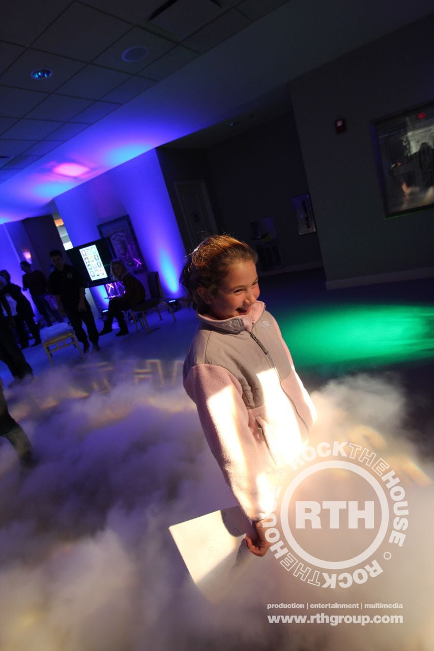 Cryo Fog Smoke Party