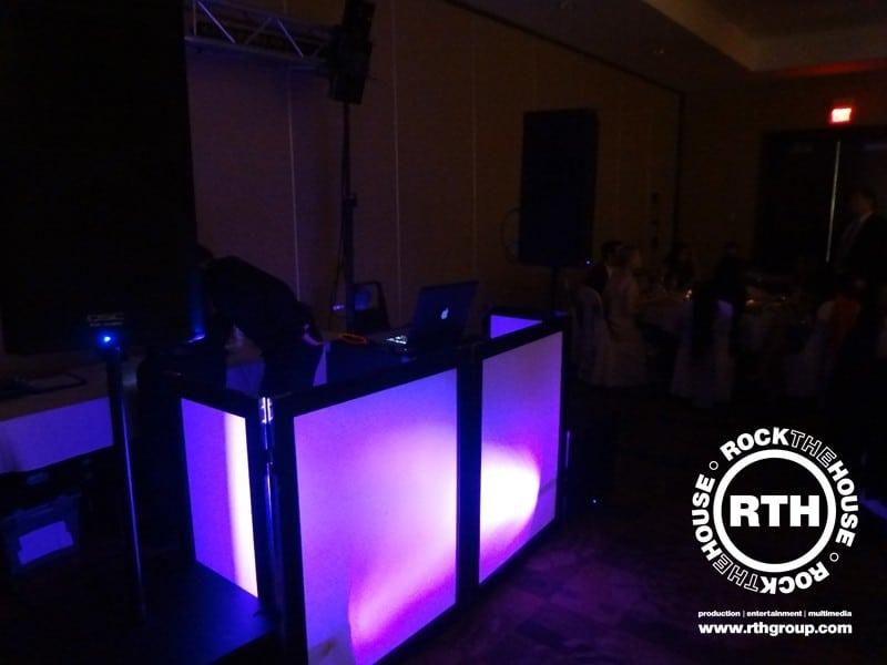 Rock The House igotrocked Uplights
