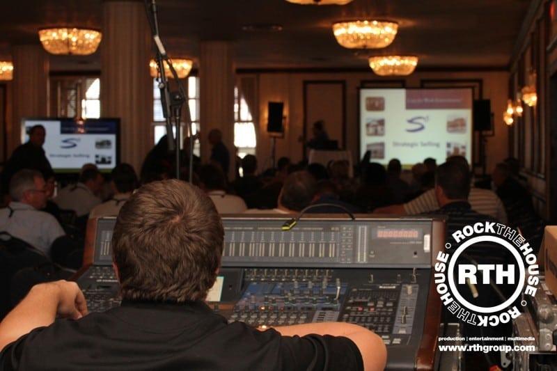 sound production professionals