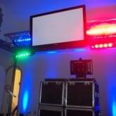 Mitzvah Lighting Dance Floor