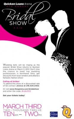 Bridal Show Quicken Loans