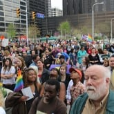Ohio Marriage Equality Rally