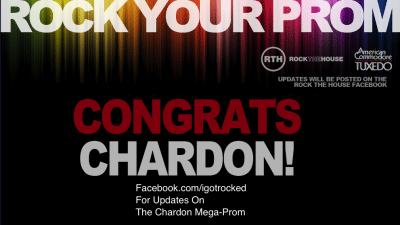 Chardon KISS FM Prom High School