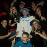 Rock the house dance floor DJ