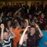 dj dance party mc dance floor