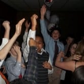 bar mitzvah dance party