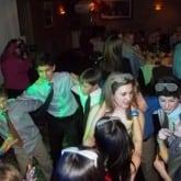 dance party dj mc lighting bar
