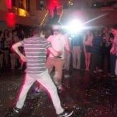 dj dance floor party