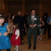 dad daughter dance dj rock the house