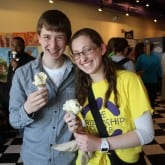 Fundraising research ben and jerry ice cream cleveland