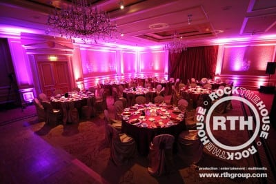 Cleveland Lighting Weddings