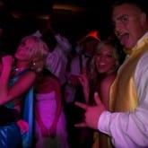 Novelties prom dance school students