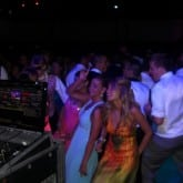 prom party school dance lighting