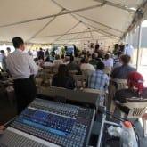 Event Entertainment DJs Cleveland Tent