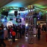 lighting lights party mitzvah dis