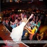 entertainment dis bride lighting