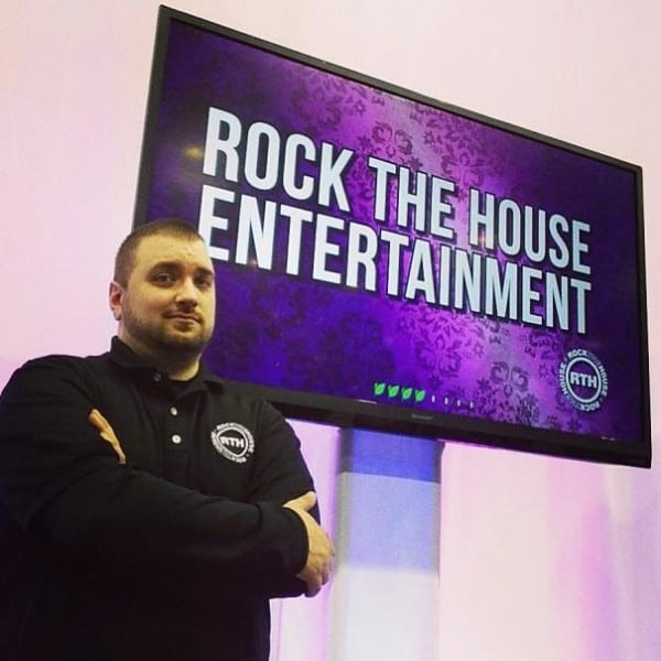 marketing rock the house entertainment