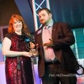 entertainment corporate awards lighting