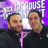 rock the house, wedding dj, venue