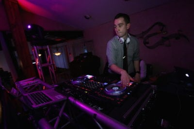 DJ Mattitude at Rock Your Prom 2017