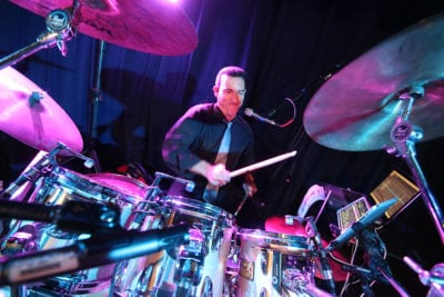 Dennis Nero, Drummer of Rock The House Live!
