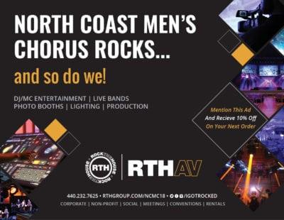 Rock The House NCMC Program Ad 2018