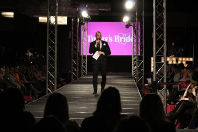 RTH Weddings Nick Duve hosts Today's Bride fashion show
