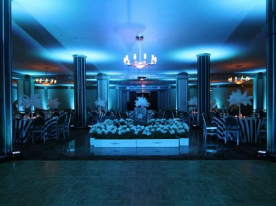 BAR / BAT MITZVAH LIGHTING