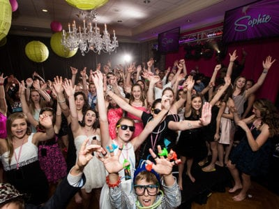 Rock The House, Cleveland Bar and Bat Mitzvah DJs