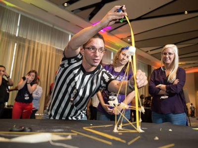 Rock The House, Cleveland Corporate Team Building