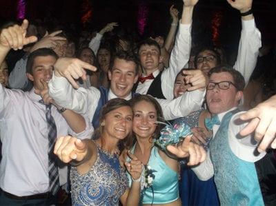 Rock The House, Cleveland School Dance DJs