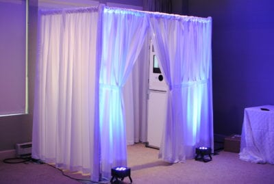 Cleveland Wedding Classic Photo Booth