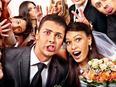 Cleveland Photo Magic Wedding Photo Booth