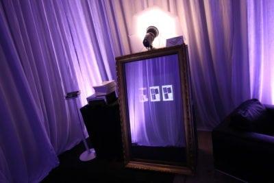 Cleveland Wedding Mirror Booth