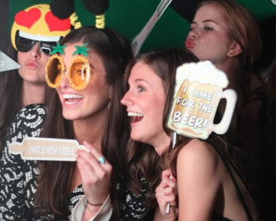 Rock The House, Cleveland Wedding Photo Booths