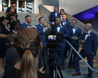 Rock The House Cleveland Wedding Videography