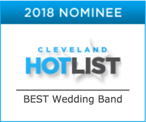 CLEVELAND WEDDING BAND, ROCK THE HOUSE LIVE! - Cleveland Hot List 2018
