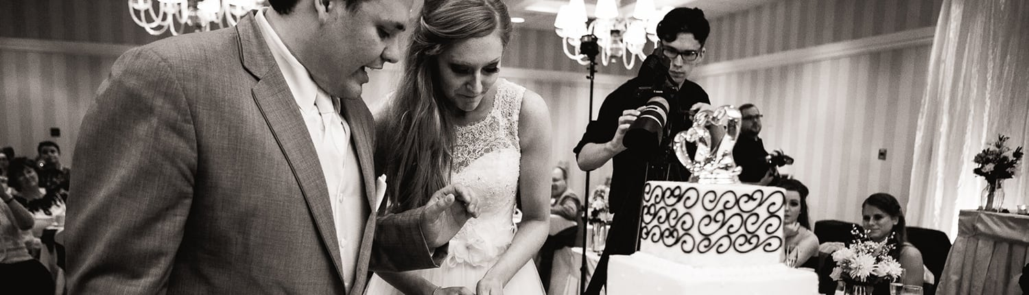 ROCK THE HOUSE, CLEVELAND WEDDING VIDEOGRAPHER