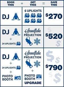 2018 HOLIDAY PARTY SPECIALS