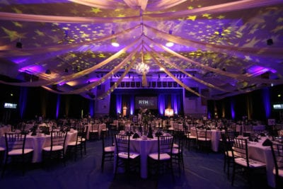 CLEVELAND WEDDING LIGHTING - GOBO PROJECTIONS