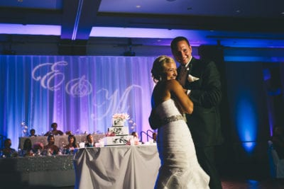 CLEVELAND WEDDING LIGHTING - MONOGRAMS